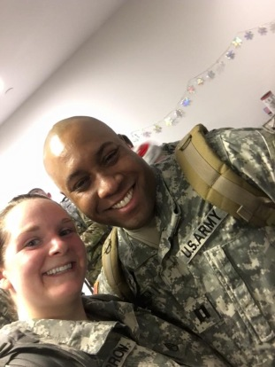 One of the best supply sergeants in the entire US Army