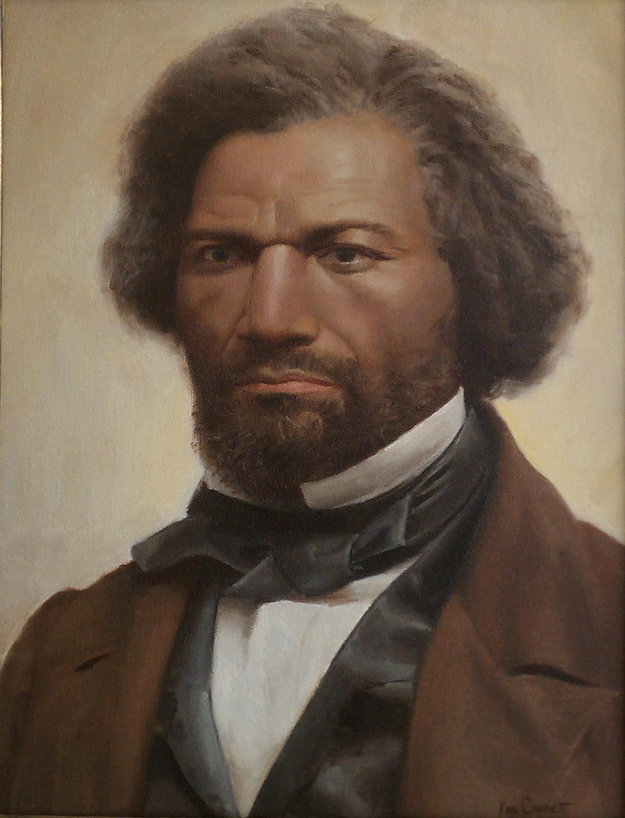 frederick douglas Visit biographycom to learn more about the life and times of frederick douglass, the famed 19th-century abolitionist leader and us gov't official whose writings continue to be read widely today.