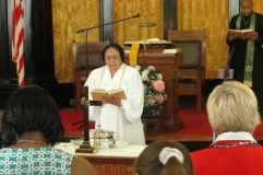 Observing the Communion
