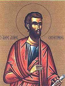 St Onesimus
