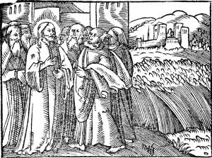 Jesus Predicts Death