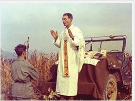 Fr. Emil Kapaun, US Army Chaplain