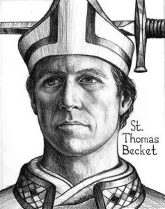 St. Thomas Becket (http://pacemstudio.com)